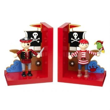 Set of Wooden Pirate