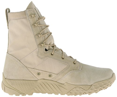 Under Armour Mens Jungle Rat Military and Tactical Boot Sable