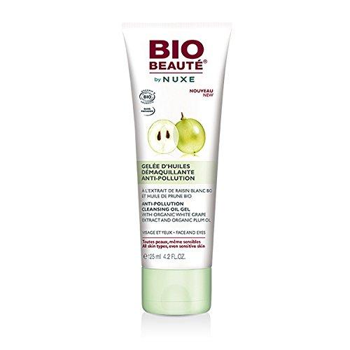 Nuxe Bio Beaute Gel Desmaquillante Anti-Contaminación,125ml