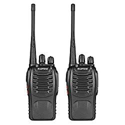 Bao Feng 2pcs Baofeng 888s Kids Premium Quality Walkie Talkie
