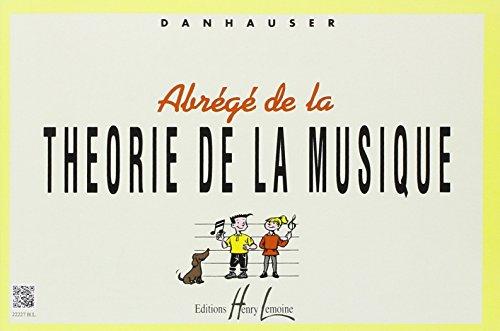 Abrégé de la Théorie par Alphonse Danhauser