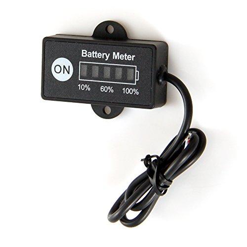 Runleader-RL-BI005-Lead-Acid-Fuel-Gauge-Battery-Indicator-per-DC-apparecchiature-alimentate-ad-esempio-carrelli-elevatori-carrelli-da-golf-attrezzature-cura-dei-pavimenti-e-qualsiasi-altra-attrezzatur