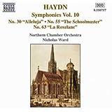 Haydn - Symphonies, Vol.10