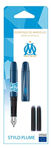 Olympique de Marseille OM Back To School-Penna stilografica