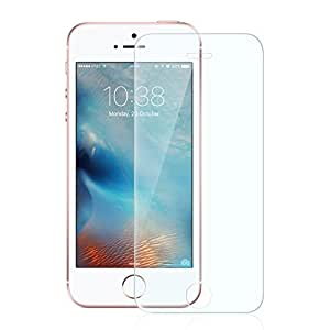iPhone SE Screen Protector, Anker Xtreme Scratch Terminator Ultra-Clear Tempered-Glass Screen Protector for iPhone SE / iPhone 5S / iPhone 5C / iPhone 5 [Lifetime Warranty]