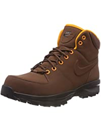 buy popular e8bf0 71da6 Nike Herren Manoa Leather Trekking-  Wanderstiefel