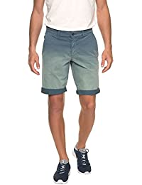 Franklin & Marshall Men's Men's Chino Shorts With Fade Out