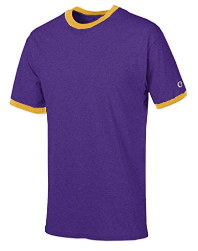 champion-t-shirt-ringer-pour-homme-oxford-gris-bleu-marine-s-multicolore-large
