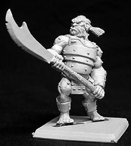 Desconocido Reaper Miniatures 14054 - Metal Miniatura Importado de Alemania