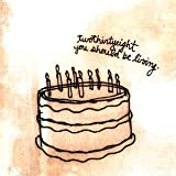 Songtexte von twothirtyeight - You Should Be Living