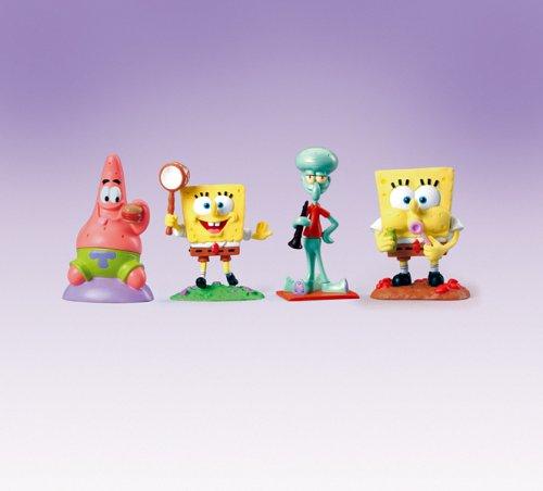Mattel - SpongeBob B0965-0 - SpongeBob Schwammkopf Sammelfiguren