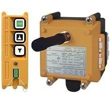 GOWE F21 – 2d, 18 – 65 V, Industrial inalámbrico mando a distancia para
