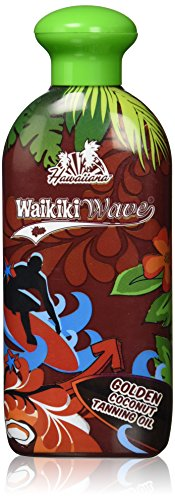 Tannymaxx Waikiki Wave Golden Coconut Dark Tanning