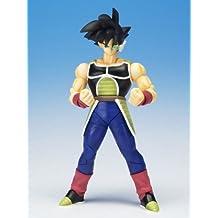 Dragonball Z BanDai Hybrid Action Mega Articulated 4 Inch Action Figure Bardock (japan import)