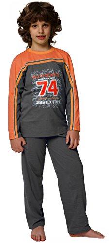 italian-fashion-if-jungen-schlafanzug-gregory-0223-orange-graphite-86-92
