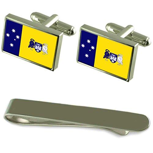 territoire-de-la-capitale-australienne-act-drapeau-de-manchette-dargent-un-ensemble-cadeau-cravate