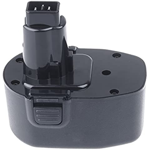 Vinteky®14.4V 1300mAh Batería de Repuesto para BLACK & DECKER HP14KD, BLACK & DECKER CD, KC, PS Series, A9262, A9276, PS140, PS140A, Ni-CD