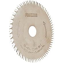 PROXXON 28014 Kreissägeblatt / Sägeblatt SuperCut (80 Zähne)