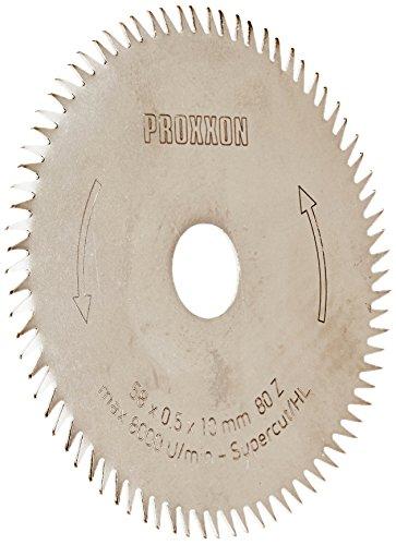 Preisvergleich Produktbild PROXXON 28014 Kreissägeblatt / Sägeblatt SuperCut (80 Zähne)