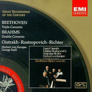 BRAHMS - BEETHOVEN - Concertos