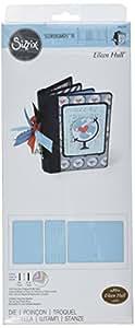 Sizzix ScoreBoards Die Book, Passport by Eileen Hull, X-Large