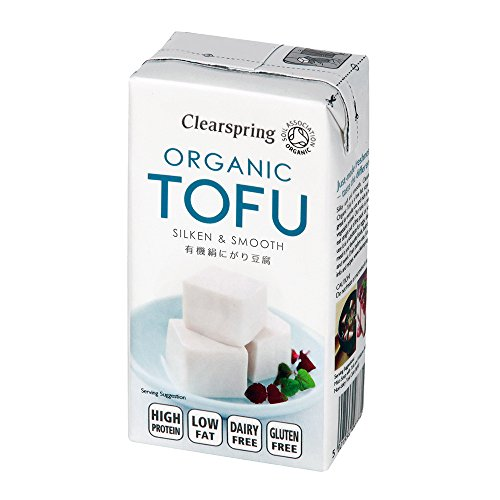 Clearspring Organic Ambient Tofu 300 g (Pack of 6)