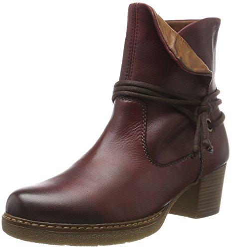 Remonte Damen D8172 Cowboy Stiefel, Rot (Chianti/Chestnut), 40 EU