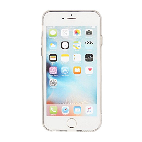 "MOONCASE iPhone 6 Coque, Ultra Mince Motif Etui TPU Silicone Antichoc Housse Case pour iPhone 6 / 6s (4.7"") (Paysage 11) Paysage 07"