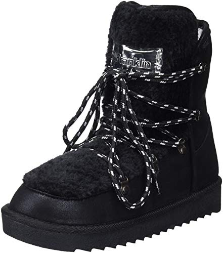 bd9e152f D. Franklin Nordick, Zapatillas para Mujer, (Negro 0020), 38 EU