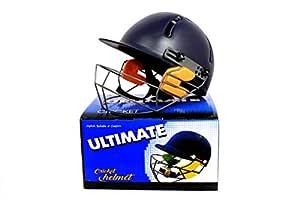 Ultimate Pro Professional Cricket Helmet (Blue)