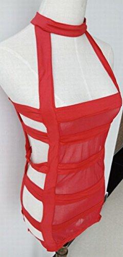 XG Kombination von Spiele im Freien Verzauberung Uniform Staubsaugerbeutel Atmung Rock Lingerie erwachsene Unterwäsche transparente, UNE, Tous les codes