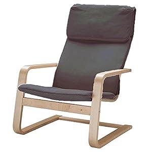 Custom Slipcover Replacement Der Pello Stuhl Baumwolle Abdeckungen Ersatz ist nach Maß für Ikea Pello Stuhl-Abdeckung…