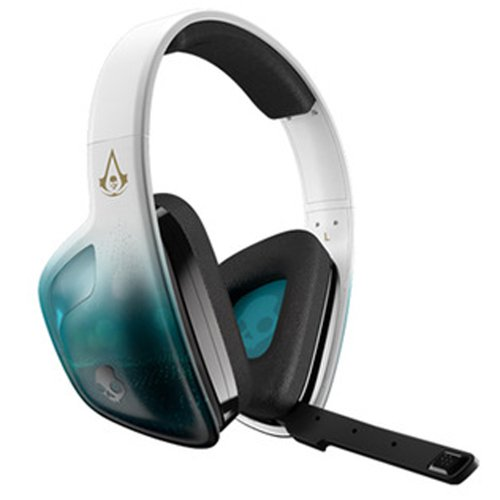 Skullcandy SLYR Gaming Headphones, Assassins Creed 4 Edition (SMSLFY-421) Jack Connector 3.5 mm