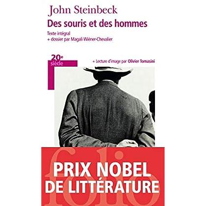 Des Souris et des hommes (Folioplus classiques t. 47)