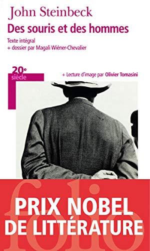 Des Souris et des hommes (Folioplus classiques t. 47) par John Steinbeck