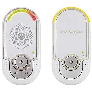 Motorola MBP 8 Babyphone, Digitales Wireless Babyfon, Mit Nachtlicht und DECT-Technologie, Zur Audio-Überwachung, Weiß (B005IWH0YE) | Amazon Products