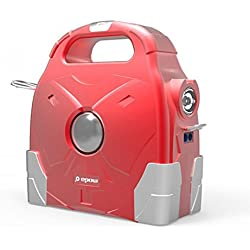 EPOW® BIG 95000mAh, Batterie Externe Prise 220v pour Ordinateur Portable, Générateur Solaire 500W, Car Jumper, Chargeur Portable pour Camping & Bricolage