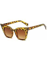 TIANLIANG04 Gafas De Sol Gafas De Ojo De Gato Negro Mujer Vintage Gafas De Sol  Gafas 9c04e83847ca