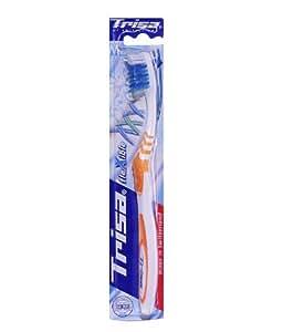 Trisa Flexible Toothbrush MultiColor (Medium)