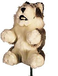essepiemme Golf–coprilegno forme de chien en Polyester, flax, selon norme CE