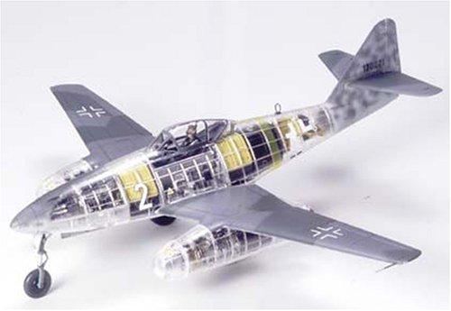 Tamiya 61091 - Me 262A-1A Clear-Edition