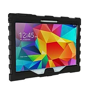 "Hard Candy Cases SD-SAM410-BLK-BLK 10"" Housse Noir étui pour tablette - étuis pour tablette (Housse, Samsung, Galaxy Tab 4 10"", 25,4 cm (10""), Noir)"