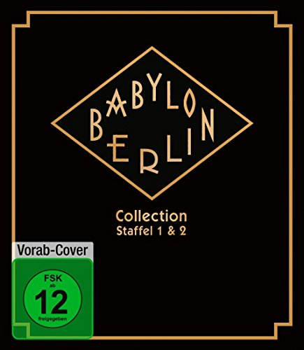 Preisvergleich Produktbild Babylon Berlin - Collection Staffel 1 & 2 [Blu-ray]