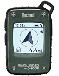 Bushnell Backtrack D-Tour - GPS, verde