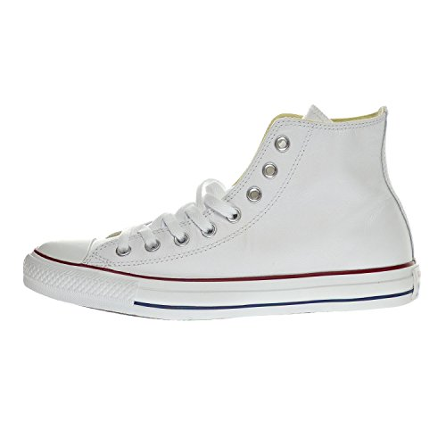Converse AS Hi Can charcoal 1J793 Unisex-Erwachsene Sneaker White