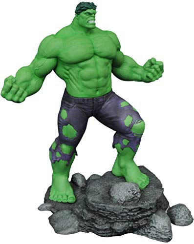 Diamond Estatua Hulk, Multicolor, Estándar (AUG162570)