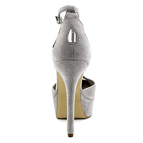 Indovinate Espie Shoes Gray Suede