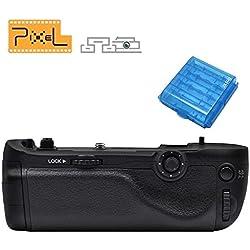 Pixel MB-D16 Poignée d'alimentation Batterie Grip Pour Nikon D750 Appareil Photo Reflex Numérique (Remplacement pour Nikon MB-D16)
