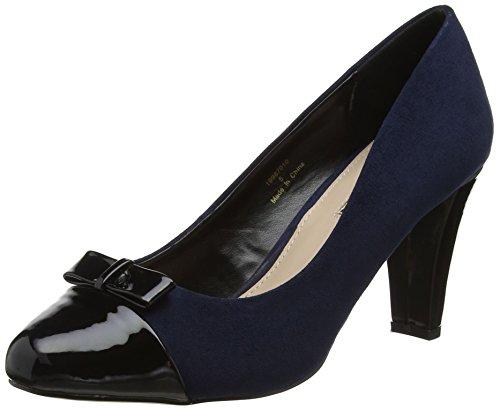 Dorothy Perkins Damen Elly Pumps blau (marineblau)