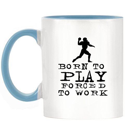 born-to-play-forced-to-work-american-football-design-zweifarbige-becher-mit-henkel-innen-blau